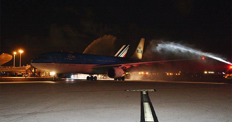 FTWA 7 – KLM Amsterdam to Miami