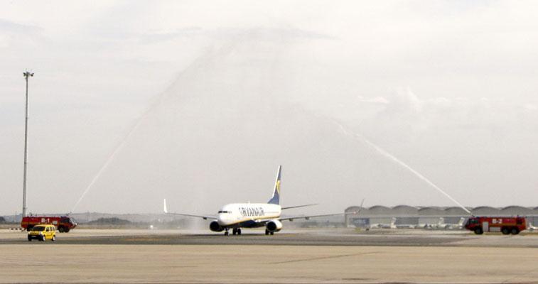 FTWA 9 – Ryanair Berlin Schönefeld to Seville