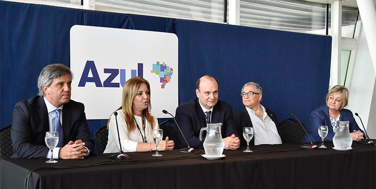 Azul Airlines Punta del Este