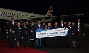 British Airways boosts Austrian network