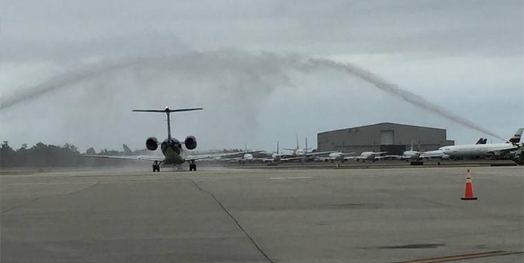 Orlando Sanford Airport FTWA.