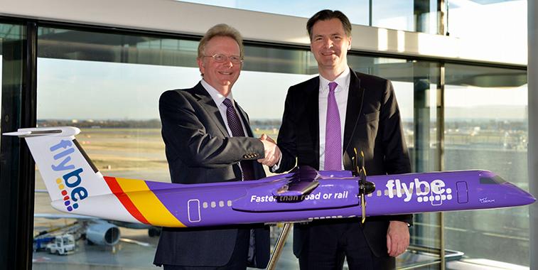 Flybe London Heathrow