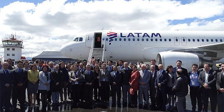 LATAM Airlines.