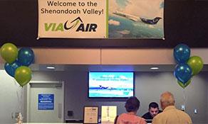 ViaAir arrives in Shenandoah