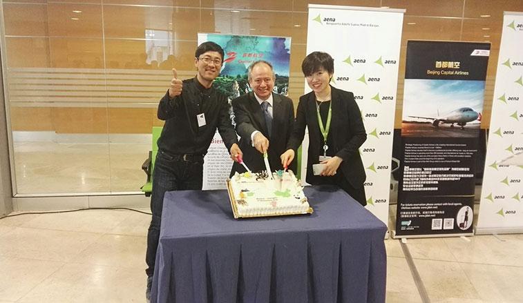 Beijing Capital Airlines tweaks Spanish operation