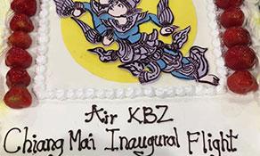 Air KBZ launches first international service