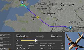 Austrian Airlines links Innsbruck to London Gatwick