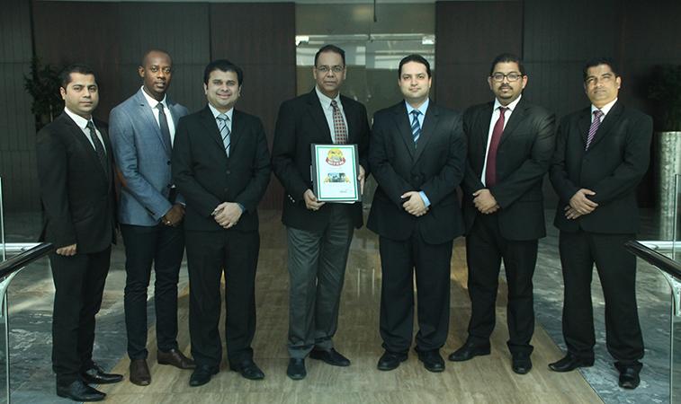 Emirates Fort Lauderdale award