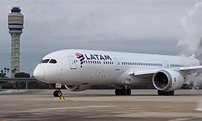 LATAM Airlines launches third Orlando service