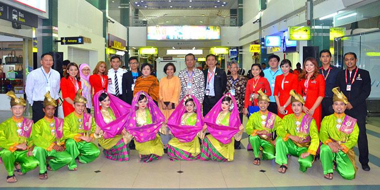 AirAsia launches Johor Bahru to Jakarta route