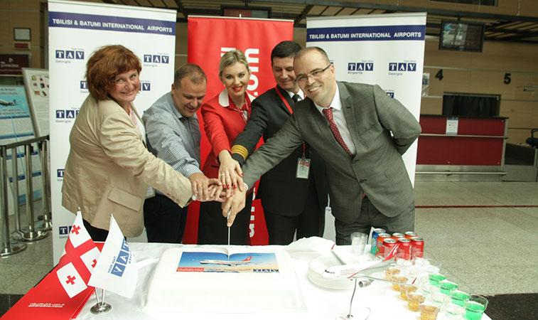 Air Arabia links Sharjah to Batumi in Georgia