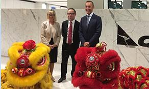 Qantas beats a path to Beijing