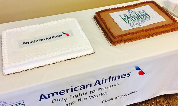 American Airlines Phoenix-Bullhead City