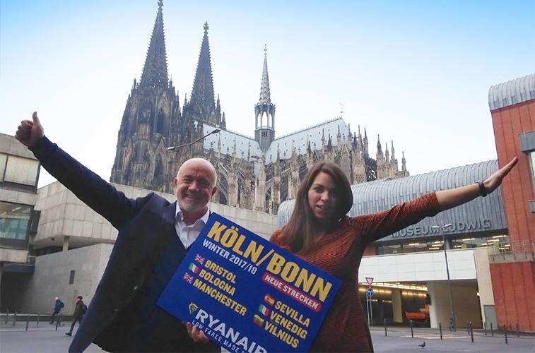 Ryanair Cologne Bonn