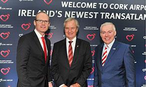 Norwegian takes transatlantic battle up a level with Belfast, Cork, Dublin, Edinburgh and Shannon launches