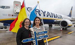 Ryanair adds Aberdeen to network (again!)