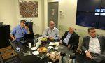 Miami Airport leaders meets with El Al and Tel Aviv Airport executives