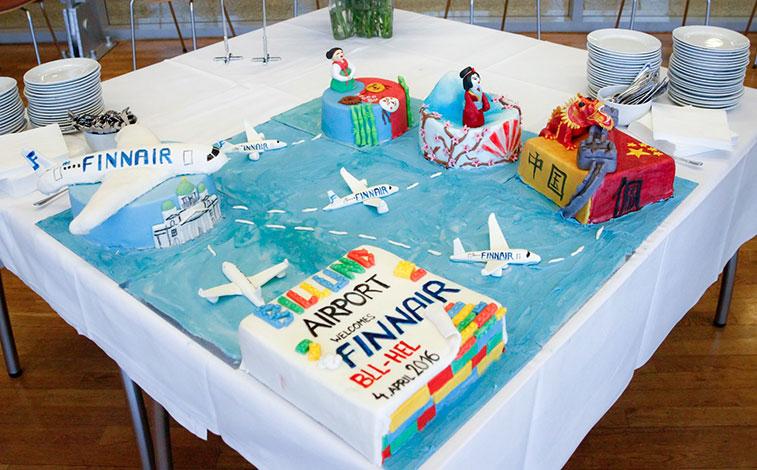 Finnair launches Helsinki to Billund service in April 2016