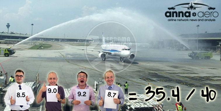 Himalaya Airlines FTWA Nepal to Kathmandu