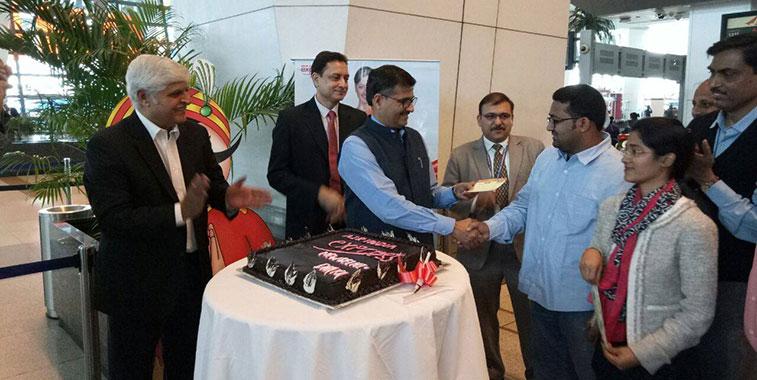 Air India Express launches Delhi to Dkaha service