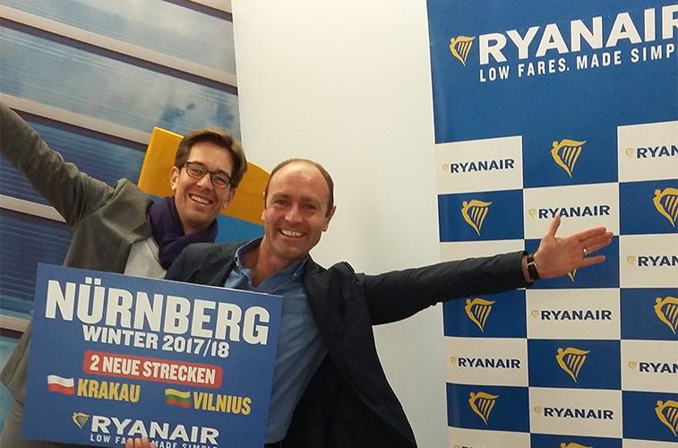 Ryanair Nuremberg
