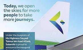 SalamAir starts its first flights