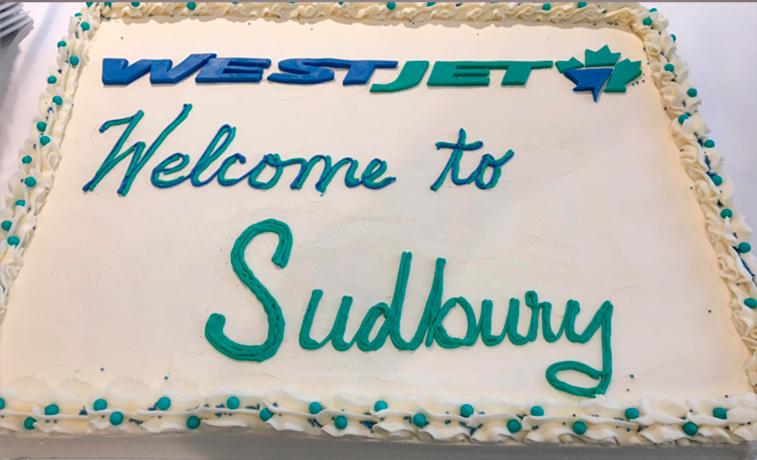 WestJet Encore Sudbury