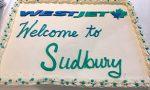 WestJet Encore is welcomed to Sudbury