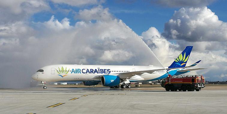 Air Caraibes Paris Orly A350