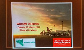 Air Arabia Maroc commences Catania from Casablanca