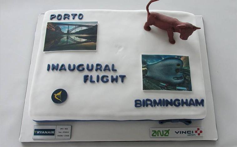 Ryanair Porto Birmingham