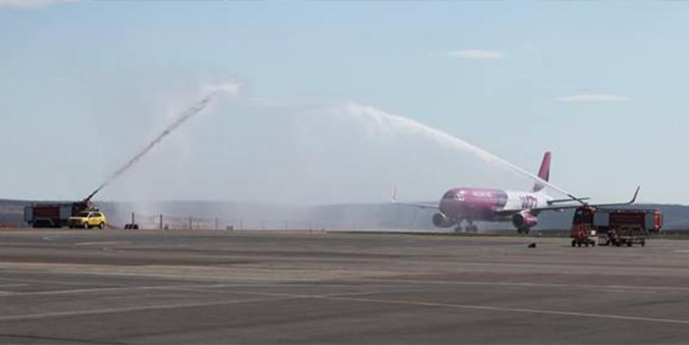 Wizz Air KIV SXF