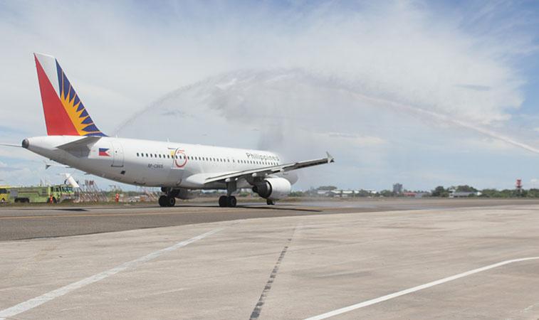 Philippine Airlines Cebu General Santos FTWA