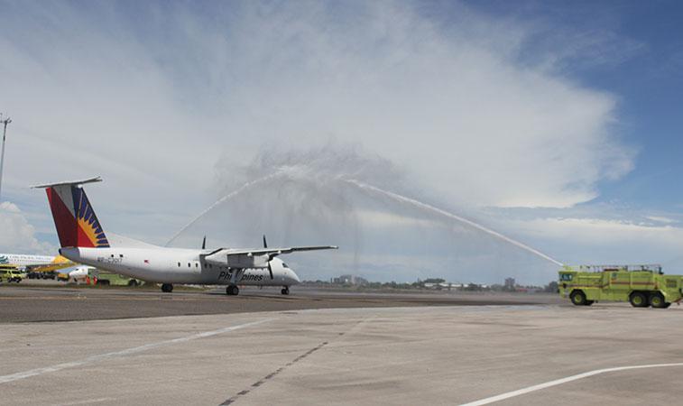 Philippine Airlines Cebu Surigao FTWA