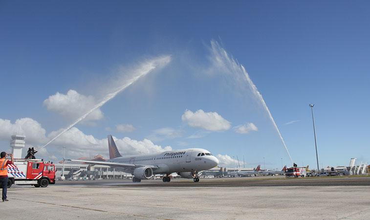 Philippine Airlines Cebu Puerto Princesa FTWA