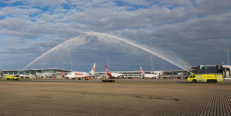 Malindo Air Kuala Lumpur to Brisbane FTWA