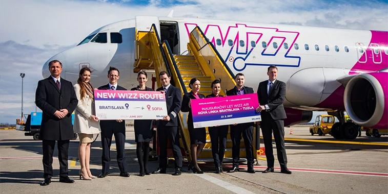 Wizz Air Bratislava