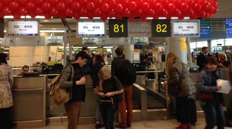 Meridiana makes Moscow Domodedovo its next Milan Malpensa route