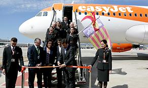easyJet opens seasonal Palma de Mallorca base