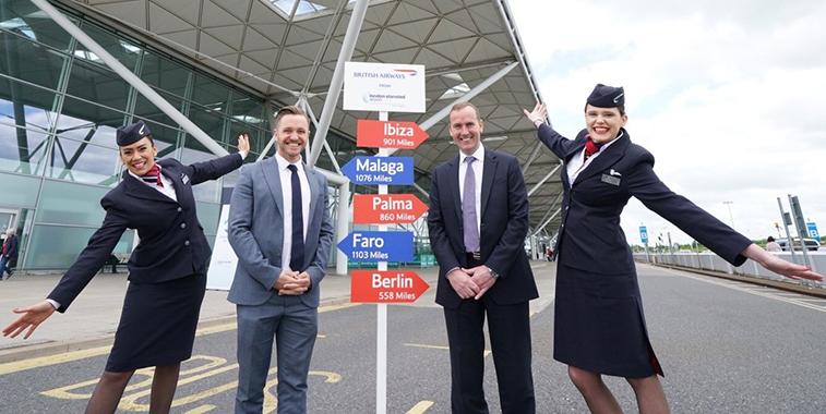 British Airways London Stansted