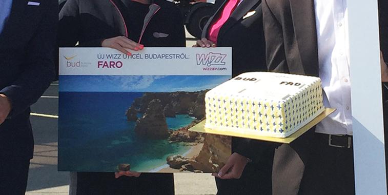 Wizz Air Budapest Faro