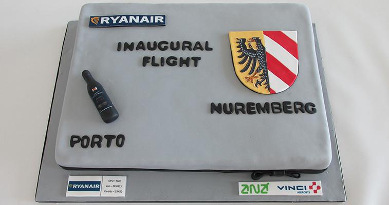 Ryanair Porto Nuremberg