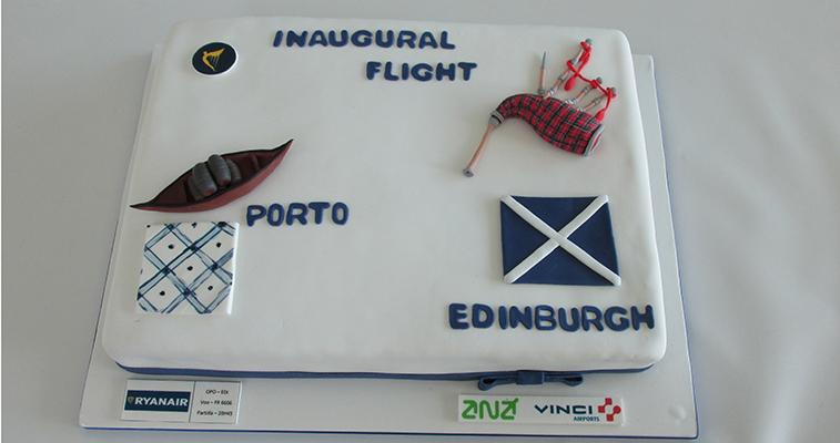 Ryanair Edinburgh Porto