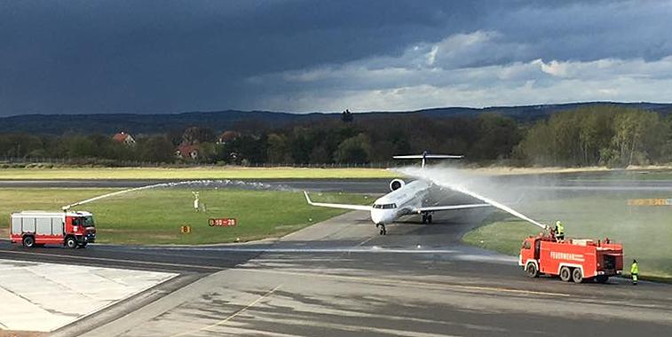 Lufthansa Heringsdorf