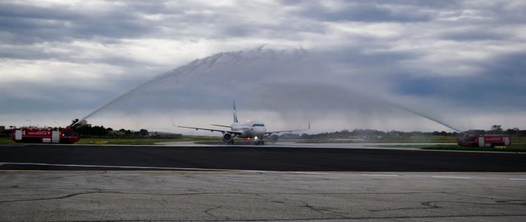 Eurowings Vienna to Malta