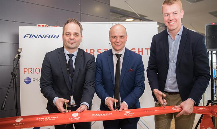 Finnair Reykjavik/Keflavik