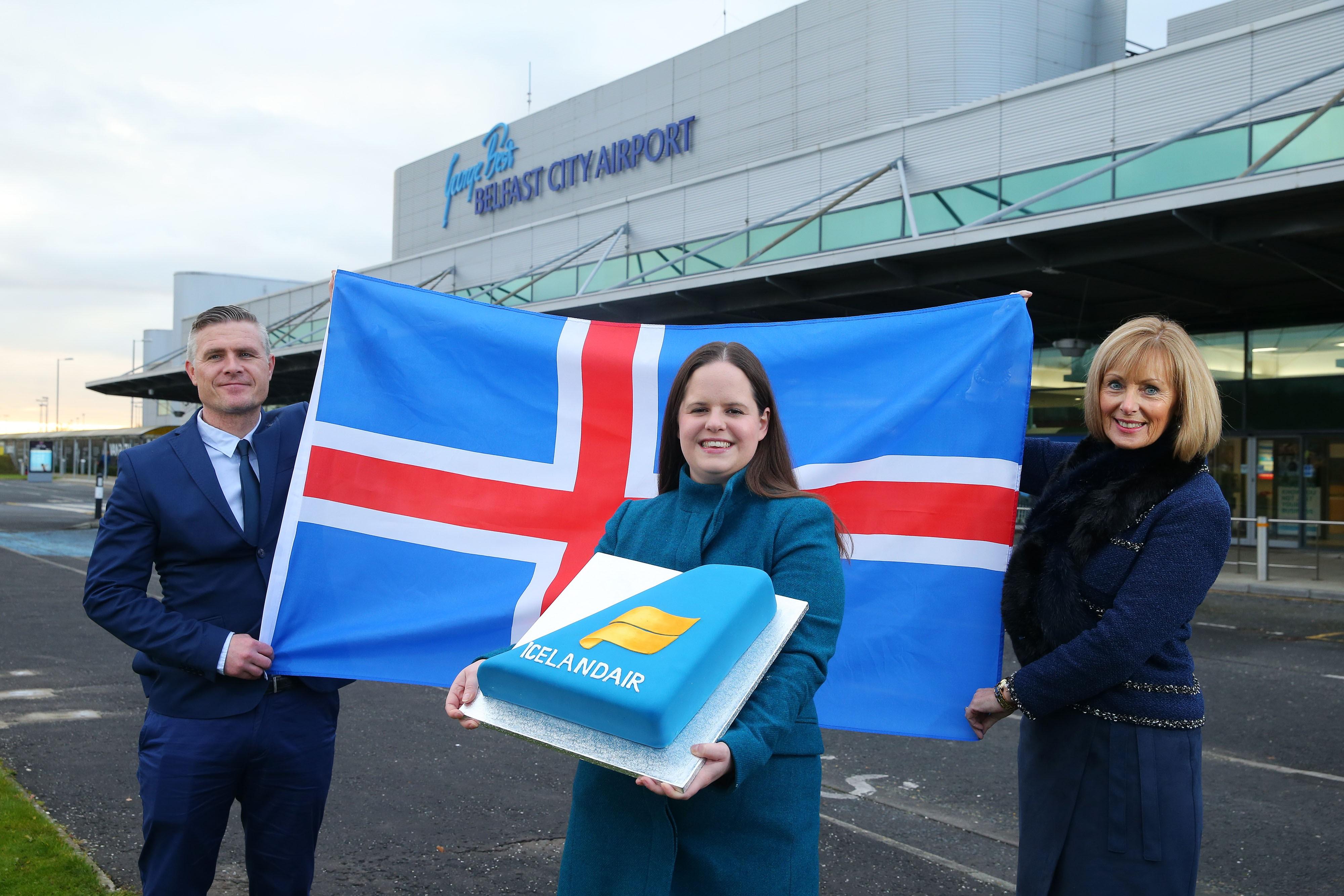 Belfast Icelandair