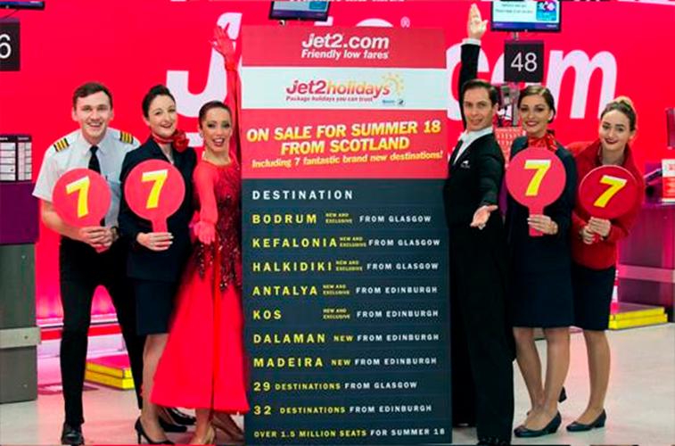Jet2.com Scotland
