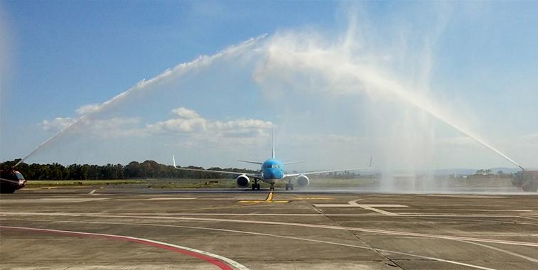 KLM Catania