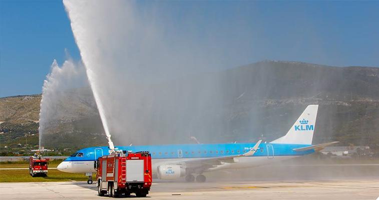 KLM Split